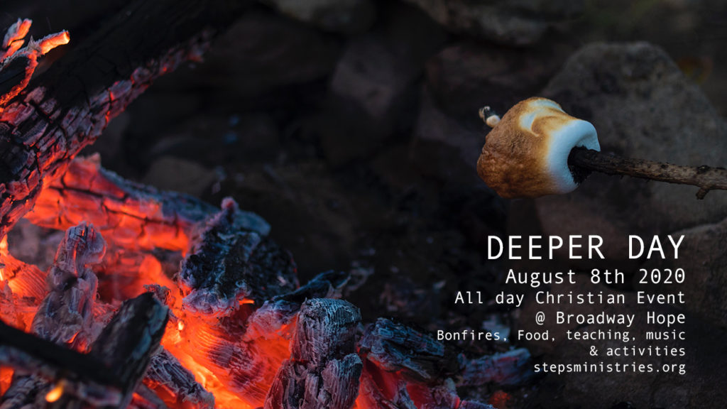 Deeper Day - All Day Christian Event for Teens
