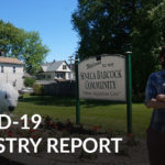 COVID-19 Report - Seneca Babcock Ministries